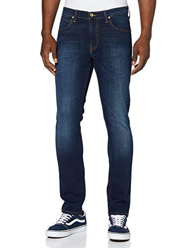 Lee Luke Jeans, Blu (True Authentic Gcby), 33W / 34L Uomo