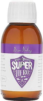 Super Hero 100 ml DHA Omega 3 Fish Oil for Kids by BARE BIOLOGY LTD