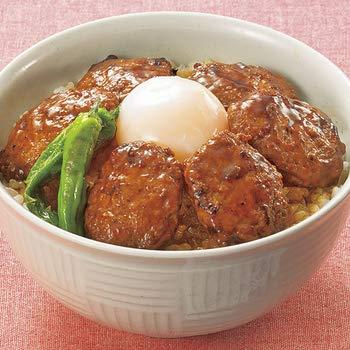 ニチレイフーズ 新QM炭火焼鳥つくね丼の具(なんこつ入り)140g【冷凍】