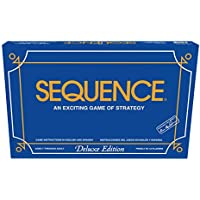 Sequence Exciting Game of Strategy Deluxe Edition