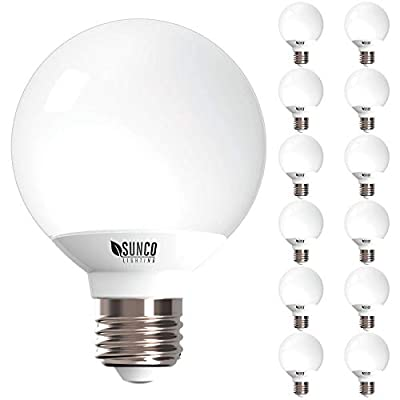Globe G25 Dimmable 6W 12 Pack