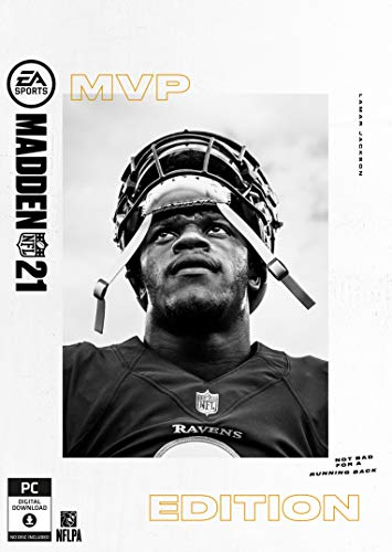 Madden NFL 21 MVP | PC Code - Origin
