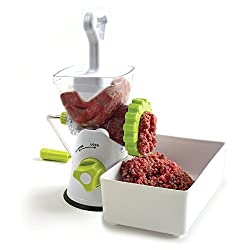Norpro Meat Grinder, Mincer and Pasta Maker