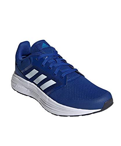 adidas Galaxy 5, Zapatillas de Running Hombre, Team Royal Blue FTWR White Solar Blue, 45 1/3 EU