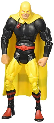 DC Universe DC Comics 75 Years of Super Power Wave 14 Classics Series 6 Inch Tall Action Figure #5 - HOURMAN with Ultra Humanites Head and Lower Torso Plus Collector Button (R5794) by DC Comics