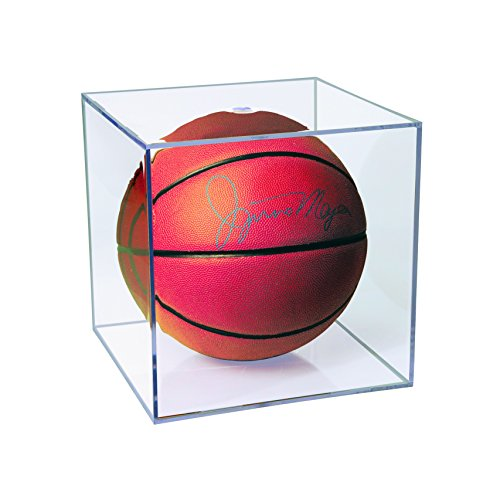 Ultra Pro - Caja Expositor de Baloncesto con protección UV
