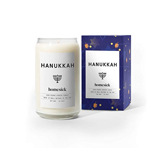 Homesick Candle Scented, Hanukkah