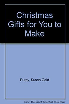Christmas Gifts for You to Make 0397316968 Book Cover