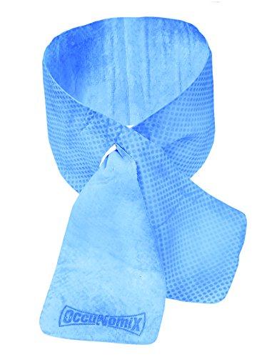 OccuNomix Blue MiraCool Lightweight 100% Cotton Co