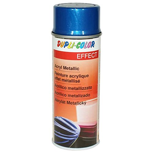Dupli-Color 669019 Metallic Acryl azurblau 400 ml