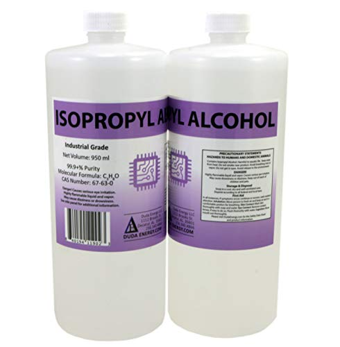 99% Isopropyl Alcohol - 32 fl. oz. - 2 Pack