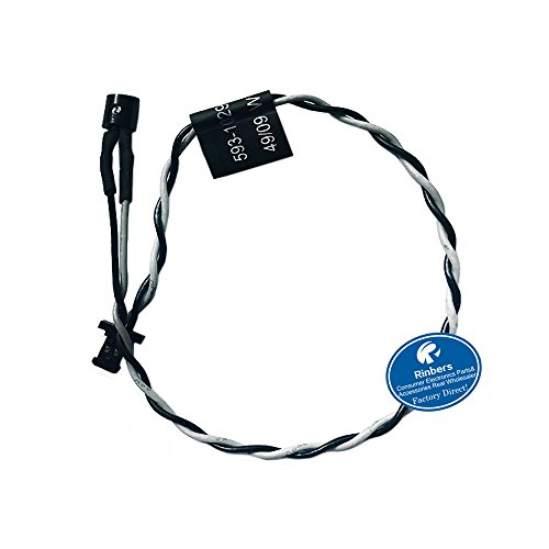 Rinbers LCD Temp Temperature Sensor Cable 922-9167 593-1029 for Apple iMac 27' A1312 Late 2009 Mid 2010 A1311