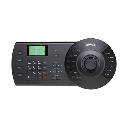 Dahua–nkb1000-ip–Teclado de control para cámara domo con Joystick y pantalla