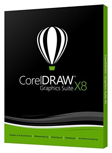 Upg/CorelDraw Graphics Suite X8/DE DVD
