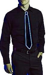 Lightup tie.