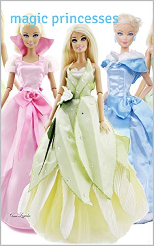 5 vestidos hecho a mano para Barbie princess. Ropa hecha a mano...
