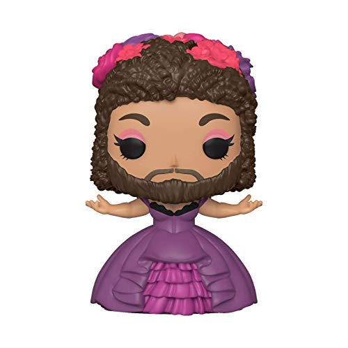 Funko 44500 POP Movies: Greatest Showman-Bearded Lady Collectible Figure, Multicolour, std