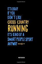 Cross Country Running | Notebook: Lined Cross Country Running Notebook / Journal. Great CC Accessories & Novelty Gift Idea for all XC Runner.