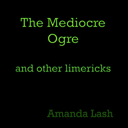 The Mediocre Ogre audiobook cover art
