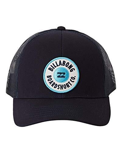 Billabong Gorra de béisbol ajustable para hombre, color azul marino
