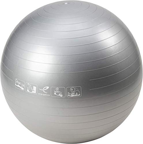 ENERGETICS Gymnastic Ball-145063 Silver 65