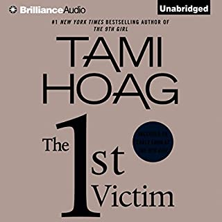 The 1st Victim audiobook cover art