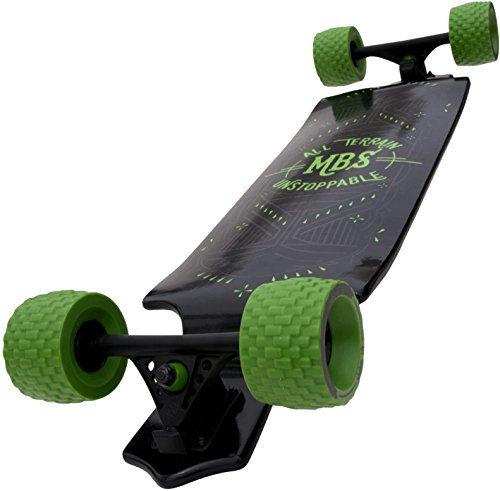 MBS All-Terrain Longboard for Beginners