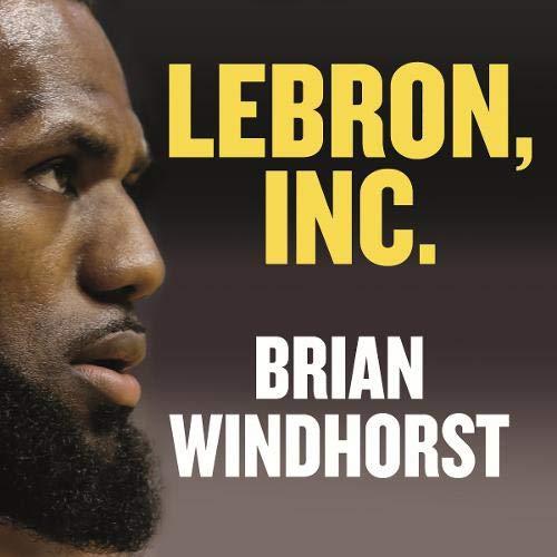 LeBron, Inc. cover art