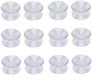 Dubbelzijdige Zuignappen Sucker Pads Rubber Thuis Dubbelzijdige Muur Venster Glas Spiegel Zuignoppen Sucker Pads 12 stks