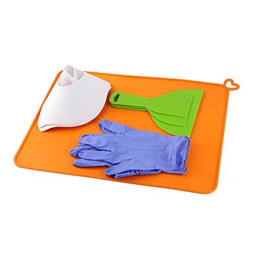 Shiwaki Silicone Mat Scraper Paper Funnel Cleaning Kit 3D Printer Parts Accessories