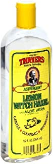 Thayers Lemon Witch Hazel Astringent - 12 oz. (Pack of 2)