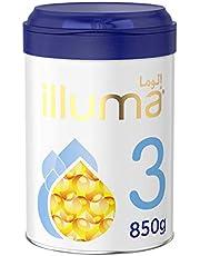 Wyeth Nutrition ILLUMA Stage 3, Super Premium Milk Powder, 1-3 Years, 850g