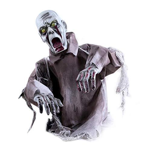 NA/ Marginf - Figura de fantasma de fantasma para Halloween