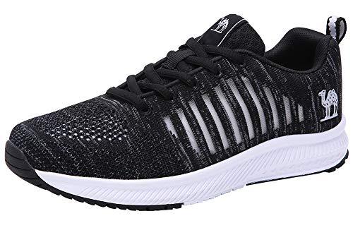 Camel Zapatos de Correr para Mujeres Zapatillas de Deporte Tenis Deportes Caminar...