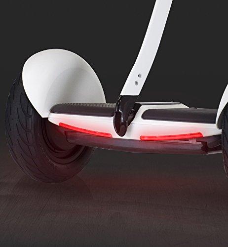 Segway miniLITE Smart Self-Balancing Electric Transporter, White