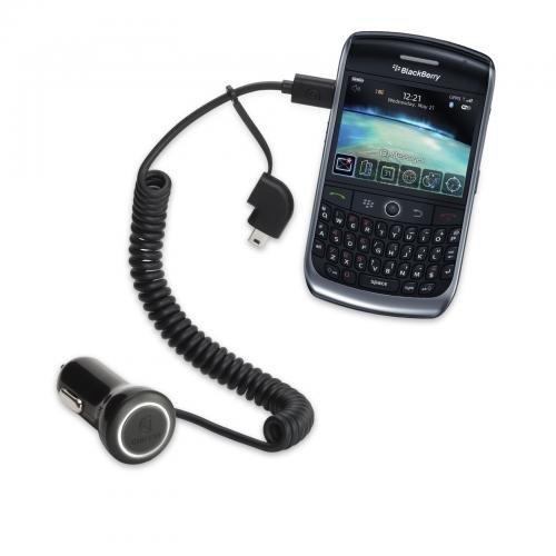 Griffin Technology GC23057 12V auf Micro + Mini USB Stecker - 1000mA - PowerJolt