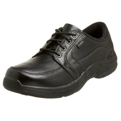 Propet Men's M1019 Commuterlite Walking Shoe,Black,7.5 M