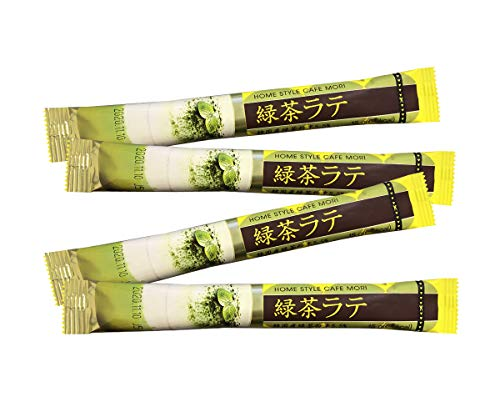 Jardin Home Style Cafe Mori Green Tea Latte Instant Mix Packets 15g (50 Sticks)