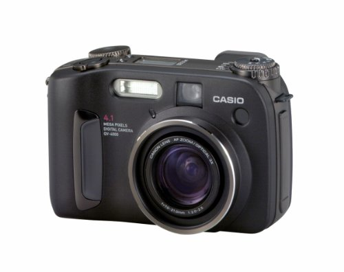 Casio QV-4000 Digitalkamera (4,1 Megapixel)