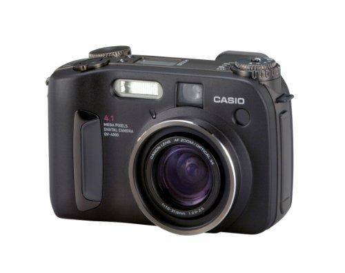 Casio QV-4000 Digitalkamera (4,1 Megapixel)