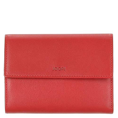 Joop! Damen Seria Cosma Purse H10f Geldbörse, Rot (Red), 1x10x14 cm