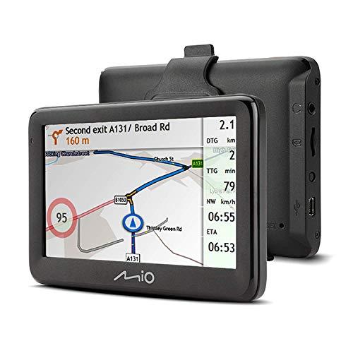 Mio Pilot 15SAT Navigation System mit Lifetime Map Updates und Lane Guidance