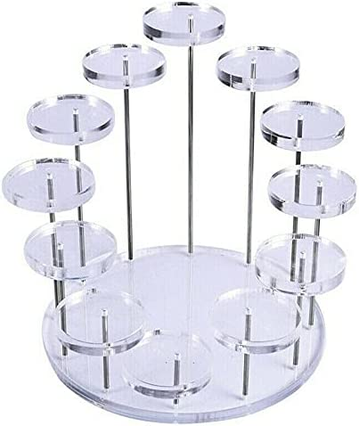Cupcake Holder Acrylic Display Limited time cheap sale Stand Jewelry Cake Dessert Las Vegas Mall Ra for