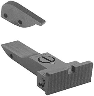 Kensight Elliason Sight Set with Square Blade and Front Sight for Colt Python/Anaconda