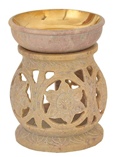 Alterras - Duftlampe: Sternblüte (H: 11cm, Ø: 8cm)