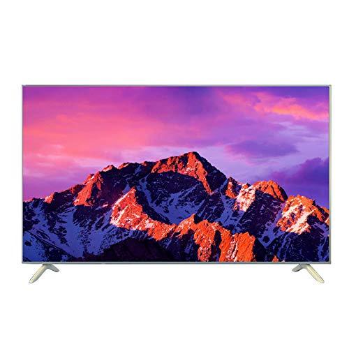 LYYAN Smart TV 32/42/55/60Pulgadas, TV De Alta Definición 720p 60Hz TV con Protección Ambiental Liviano Y TV Delgado(Versión De TV/Versión Web)