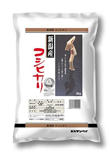 【精米】 新潟県産コシヒカリ 2kg