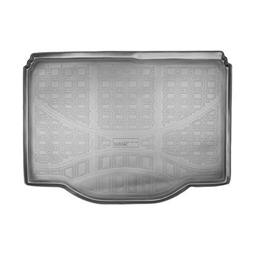 Sotra Auto Kofferraumschutz für den Opel Mokka - Maßgeschneiderte antirutsch Kofferraumwanne für den sicheren Transport von Einkauf, Gepäck und Haustier