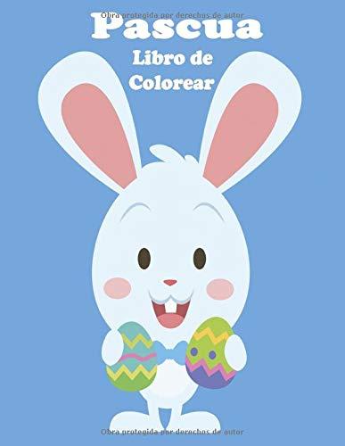 Pascua Libro de Colorear: Una divertida actividad Happy cosas Semana Santa y...