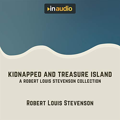 Kidnapped and Treasure Island cover art